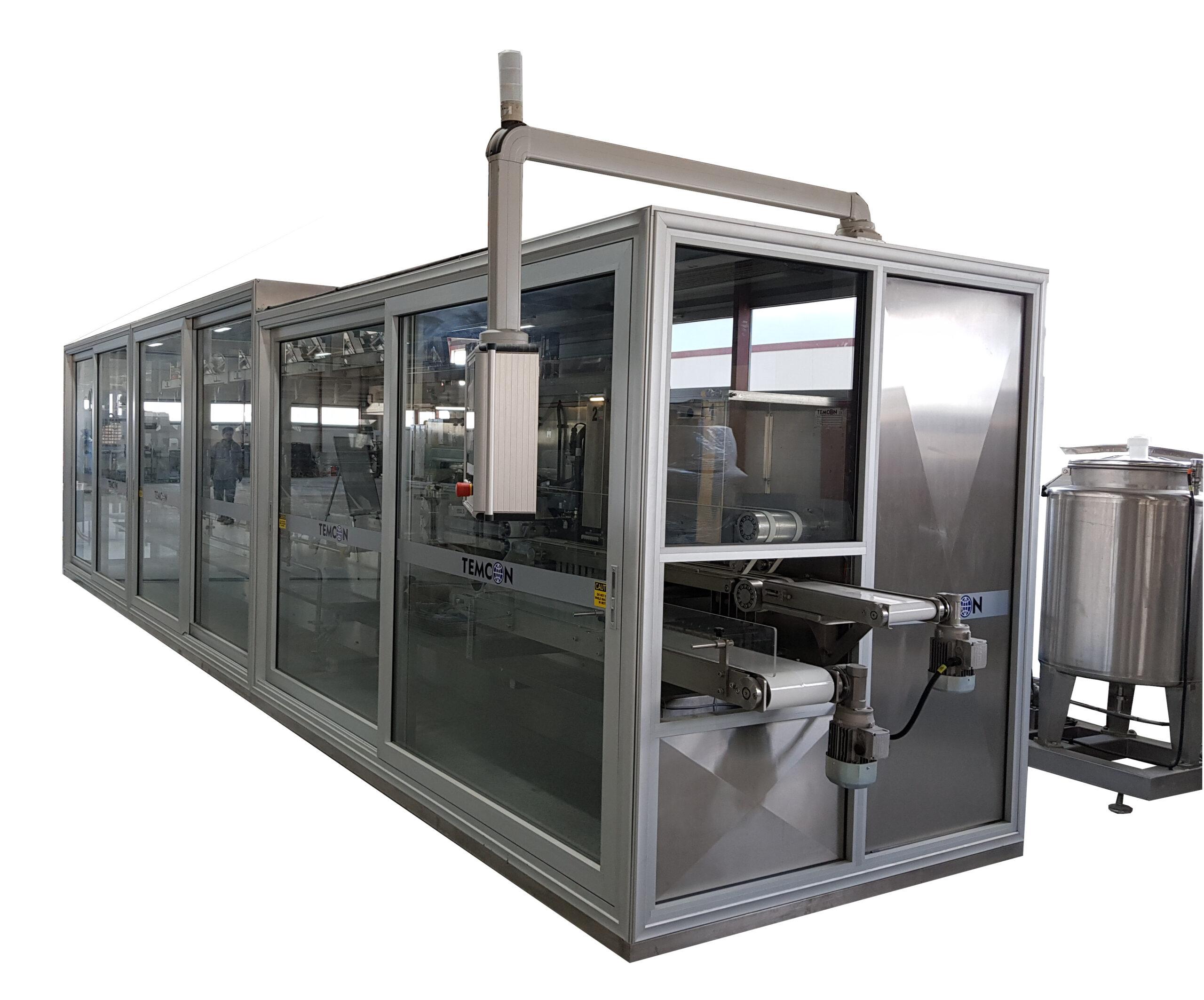 AUTOMATIC WET WIPES MACHINE TFL6000