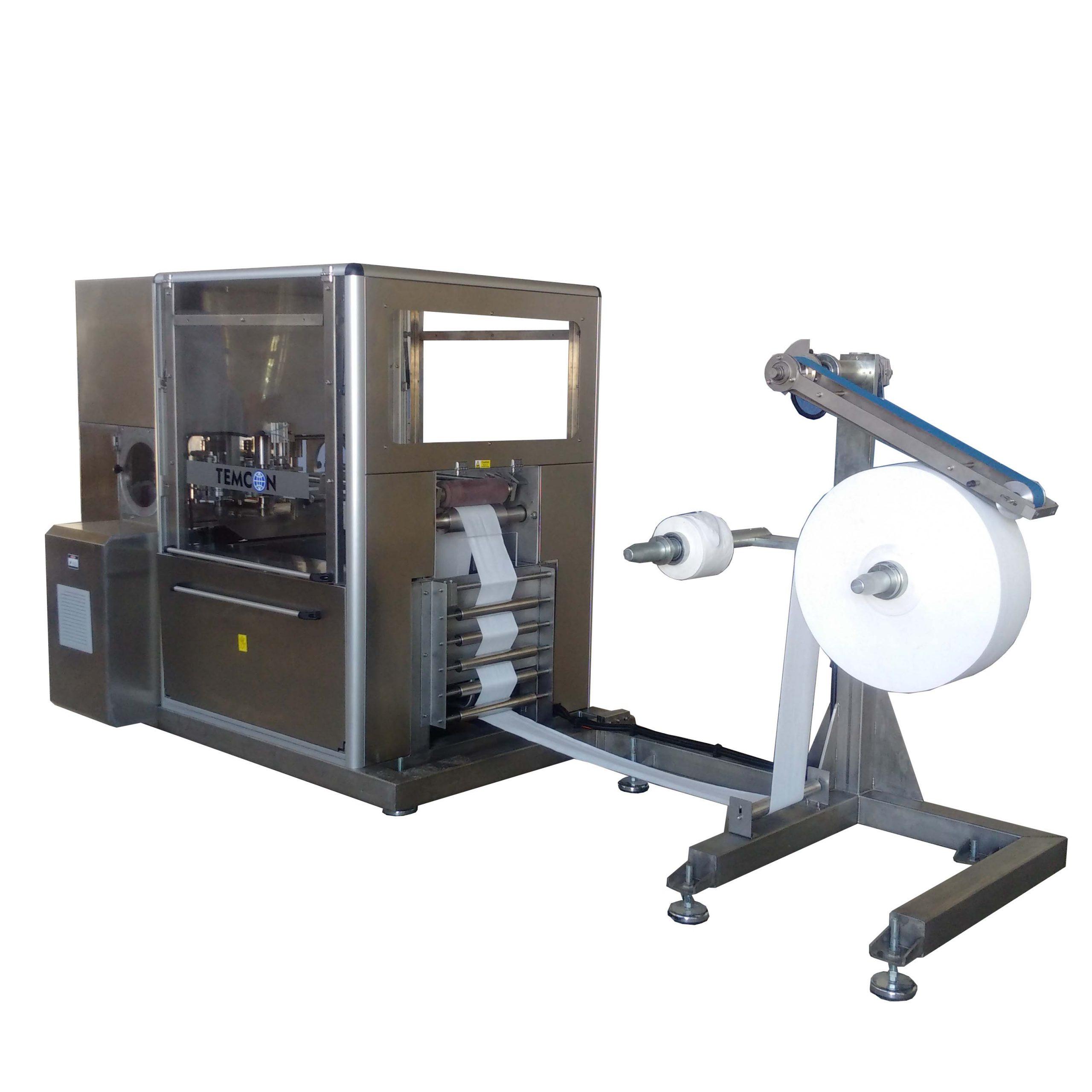 AUTOMATIC CROSS FOLD MACHINE TX800