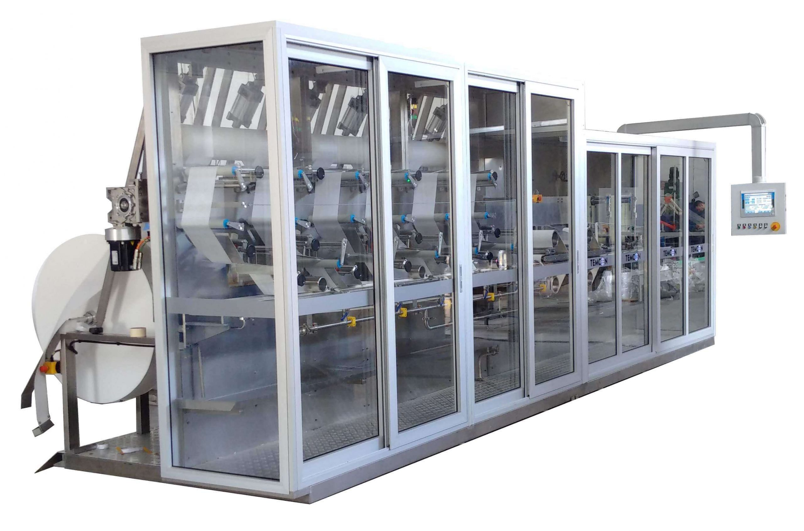 AUTOMATIC WET WIPES MACHINE TFL3600