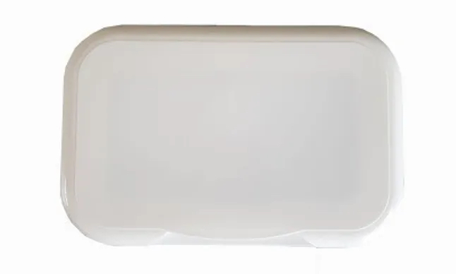 plastic lid for wipes